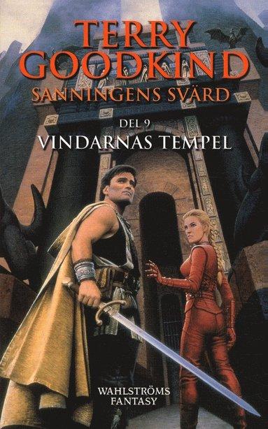 bokomslag Vindarnas tempel