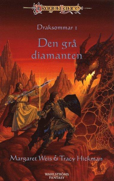 bokomslag Den grå diamanten