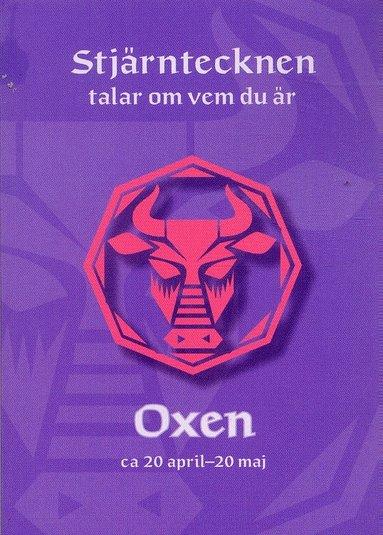 bokomslag Oxen. Ca 20 april - 20 maj