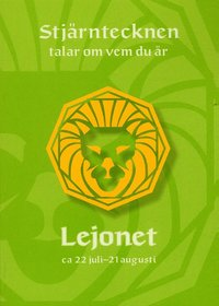 bokomslag Lejonet. Ca 22 juli - 21 augusti