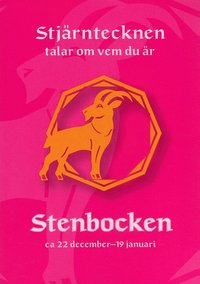 Stenbocken. Ca 22 december - 19 januari