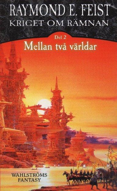 bokomslag Mellan två världar