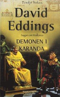 bokomslag Demonen i Karanda