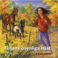 bokomslag Flisans osynliga häst