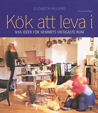 bokomslag Kök att leva i