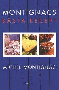 bokomslag Montignacs bästa recept
