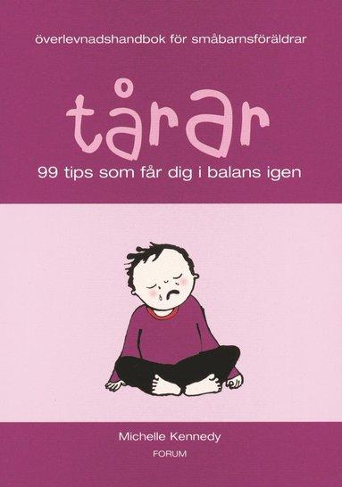 bokomslag Tårar/Överlevnadshandbok för småbarnsföräldrar - 99 tips