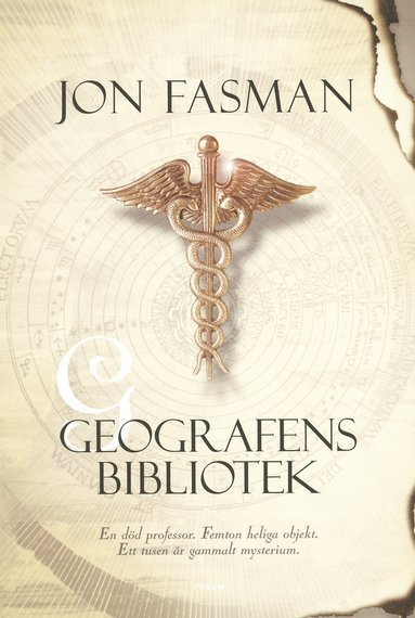 bokomslag Geografens bibliotek