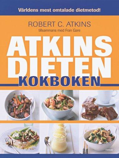 bokomslag Atkinsdieten : Kokboken