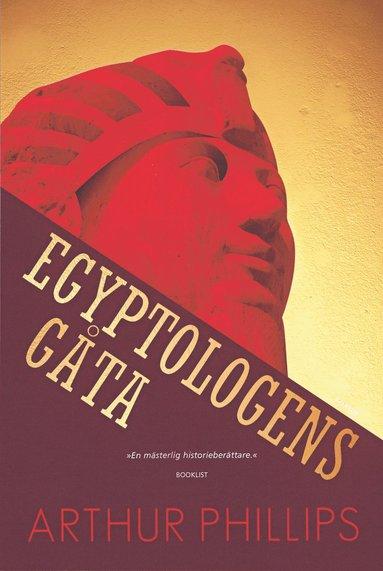 bokomslag Egyptologens gåta