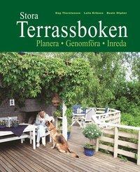 bokomslag Stora terrassboken