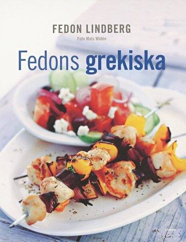 bokomslag Fedons grekiska