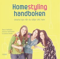 bokomslag Homestyling - handboken : smarta tips när du säljer ditt hem