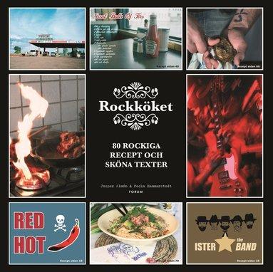 bokomslag Rockköket : 80 rockiga recept och sköna texter