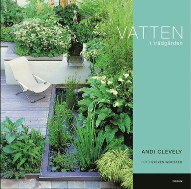 bokomslag Vatten i trädgården