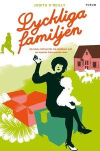 bokomslag Lyckliga familjen