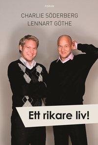 bokomslag Ett rikare liv! : en bok om din tid och dina pengar