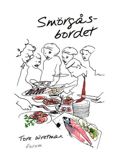 bokomslag Smörgåsbordet