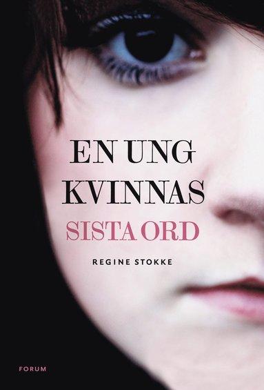 bokomslag En ung kvinnas sista ord