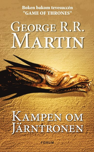 bokomslag Game of thrones - Kampen om Järntronen