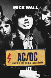 bokomslag AC/DC : helvetet är tomt och alla djävlar är här