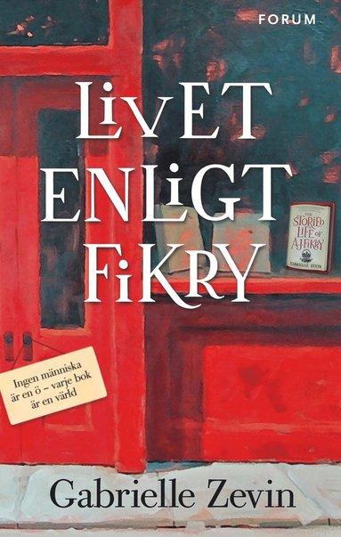 bokomslag Livet enligt Fikry