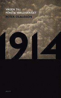 bokomslag 1914 : vägen till första världskriget
