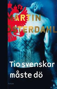 bokomslag Tio svenskar måste dö