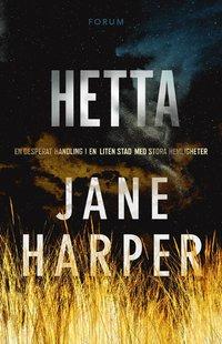 bokomslag Hetta