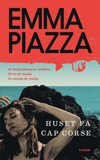 bokomslag Huset på Cap Corse