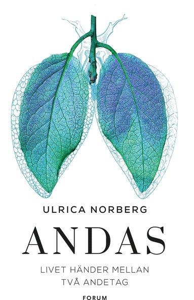 bokomslag Andas : Livet händer mellan två andetag