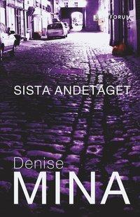 bokomslag Sista andetaget