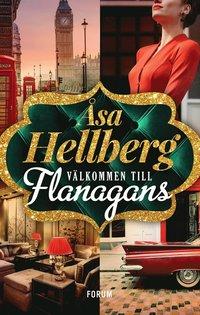 bokomslag Välkommen till Flanagans