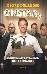bokomslag Omstart : om konsten att bryta ihop och komma igen