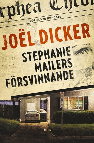 bokomslag Stephanie Mailers försvinnande