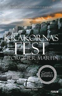 bokomslag Game of thrones - Kråkornas fest