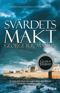 bokomslag Game of thrones - Svärdets makt