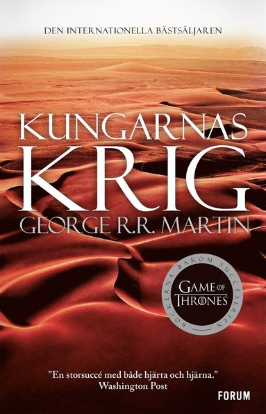 bokomslag Game of thrones - Kungarnas krig