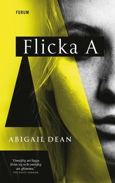 bokomslag Flicka A