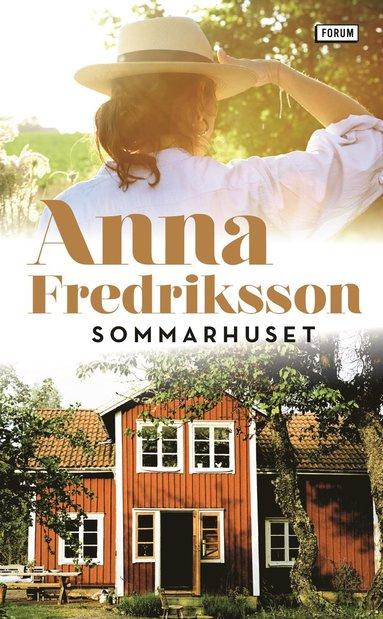 bokomslag Sommarhuset