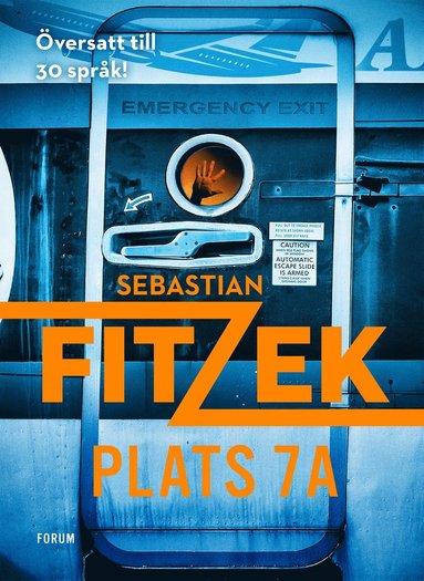 bokomslag Plats 7A