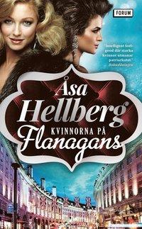 bokomslag Kvinnorna på Flanagans