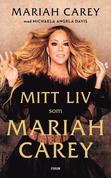 bokomslag Mitt liv som Mariah Carey