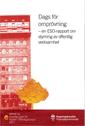 bokomslag Dags för omprövning : en ESO-rapport om styrning av offentlig verksamhet