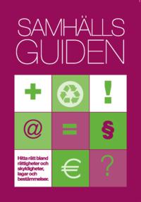 bokomslag Samhällsguiden 2019 : Trettioförsta omarbetade upplagan
