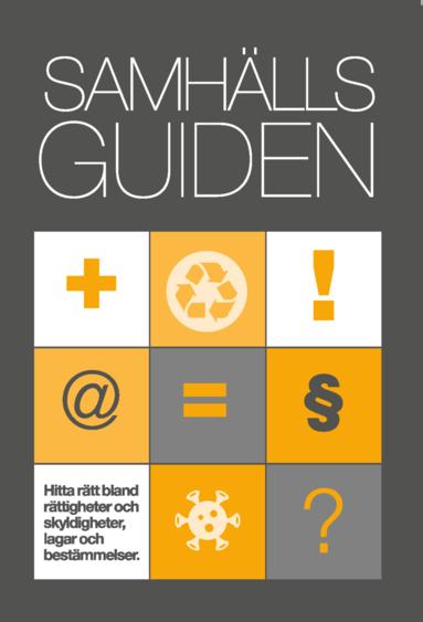bokomslag Samhällsguiden 2020 : En handbok i offentlig service