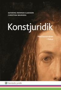 bokomslag Konstjuridik : med konstnären i fokus