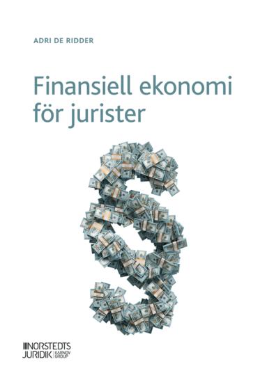 bokomslag Finansiell ekonomi för jurister