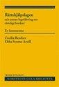 bokomslag Rättshjälpslagen : och annan lagstiftning om rättsligt bistånd. En kommentar