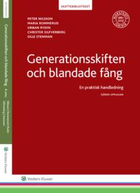 bokomslag Generationsskiften och blandade fång : en praktisk handledning